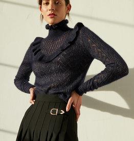 Autumn Cashmere Victorian Pointelle