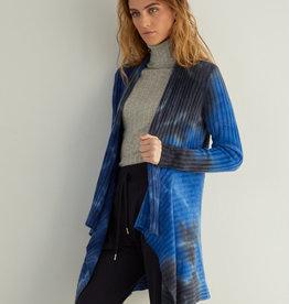 Autumn Cashmere Tie Dye Rib Drape