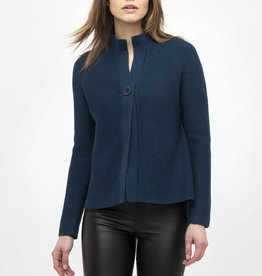 Kinross Garter Stitch Button Cardi