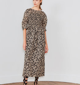 REBECCA TAYLOR Ruched Osaka Dress