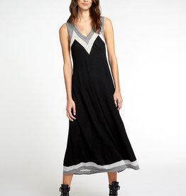 Autumn Cashmere Color Block Dress