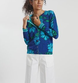 In Bed With You Reversible Floral Cardigan