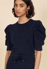 The Just Enough Puff S/S Sweatshirt
