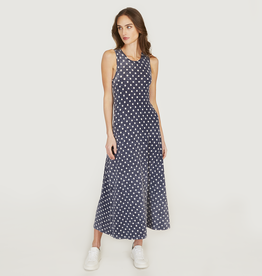 Autumn Cashmere Polka Dot Flare Dress