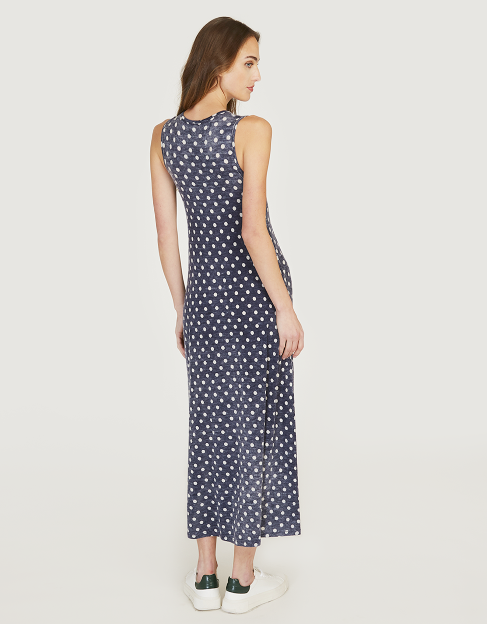 Autumn Cashmere Polka Dot Flare Dress RP12435