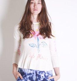 LoveTanJane Fleurs L/S Top HM88
