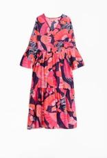 VILAGALLO Tyne Dress in Shelter