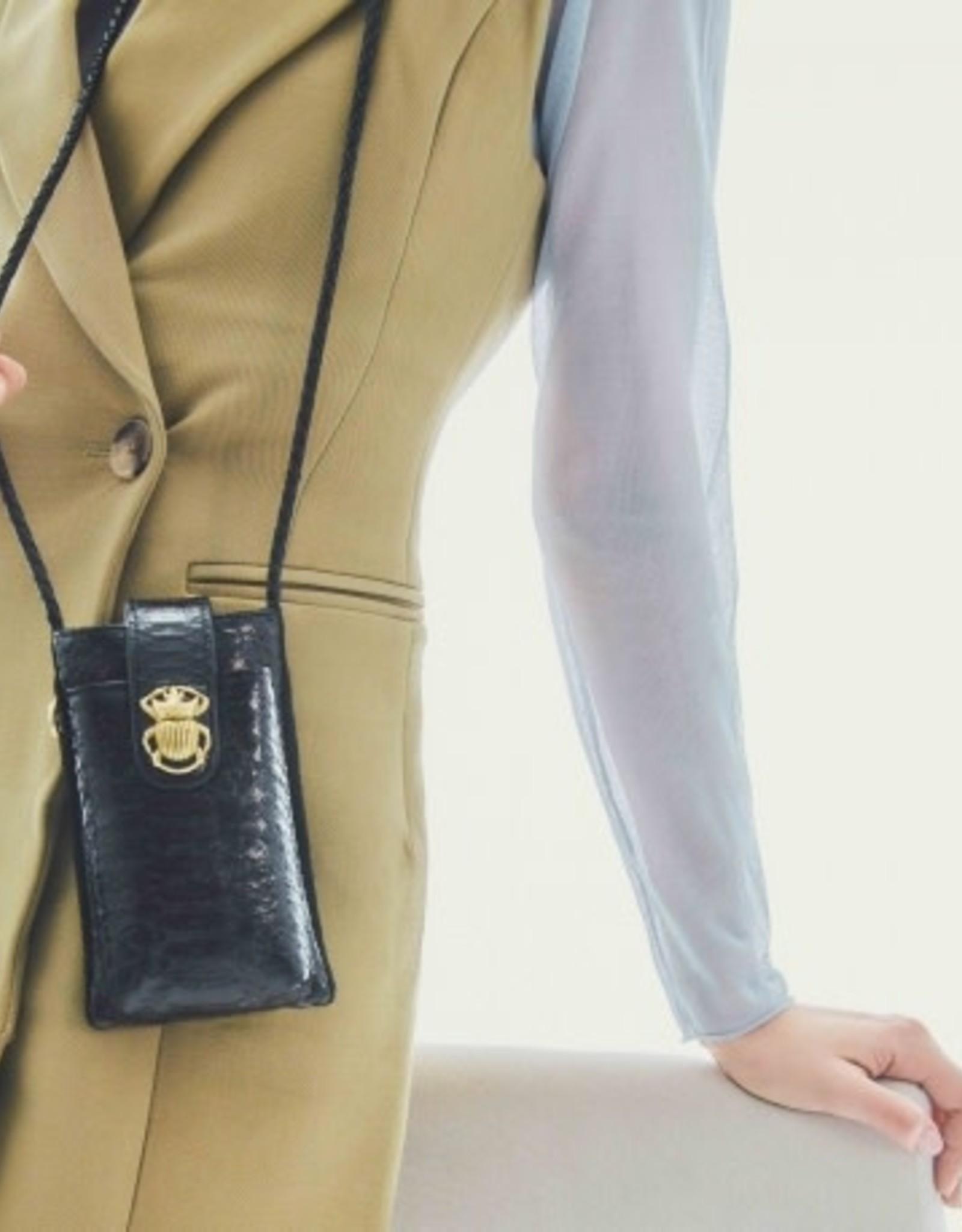 Claris Virot Double Marcus Phone Bag