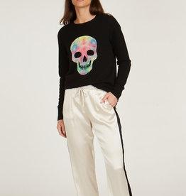Autumn Cashmere Rev Tie Dye Skull R12729