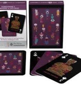 NY Puzzle Company Shakespeare Cards - Tragedies & History