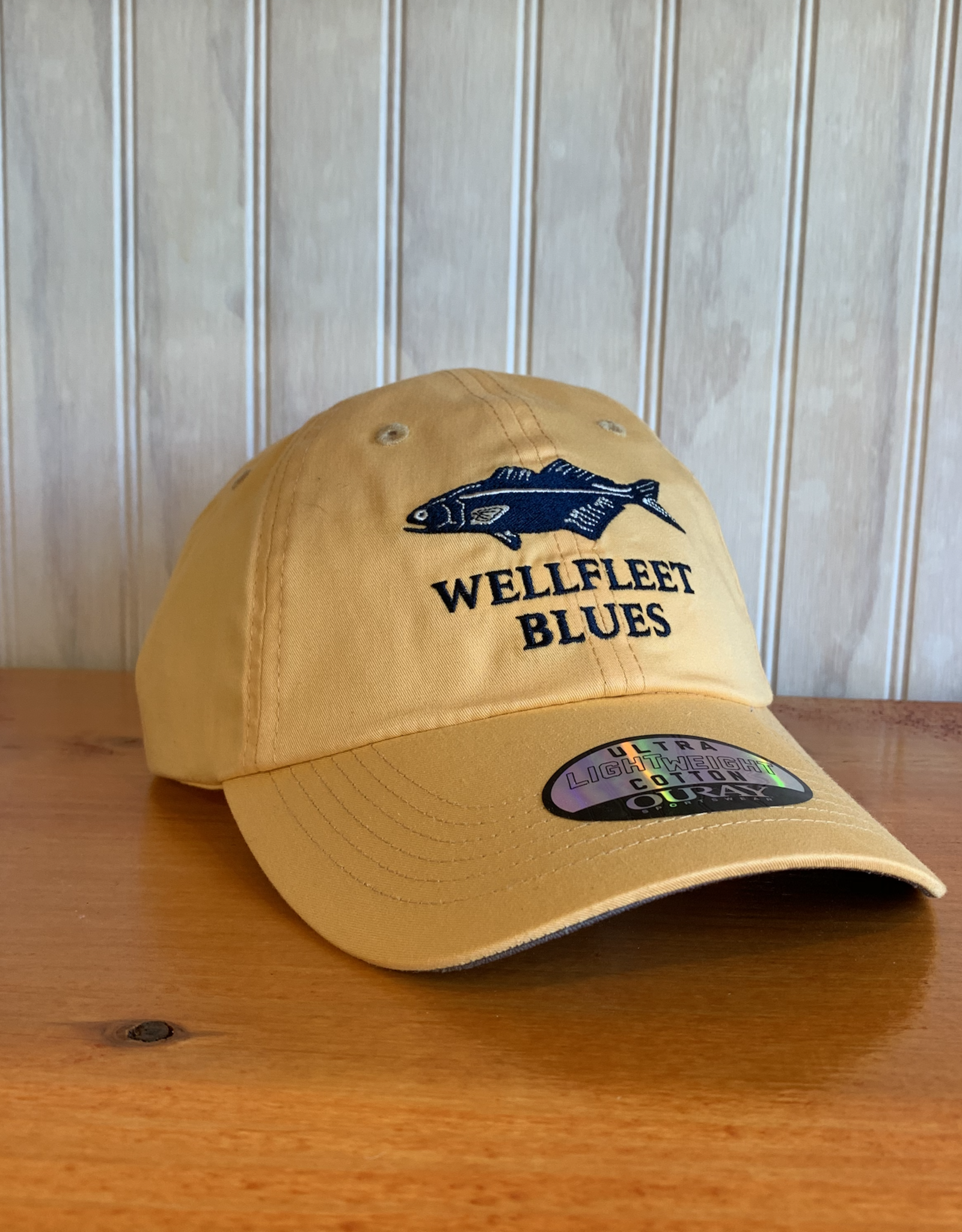 Ouray Wellfleet Blues Baseball Cap - Orange