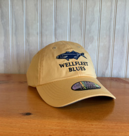 Ouray Wellfleet Blues Baseball Cap - Orange