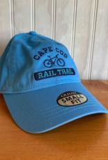 Ouray Cape Cod Rail Trail Baseball Cap - Turquoise