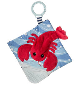 Mary Meyer Lobbie Lobster Crinkle Teether