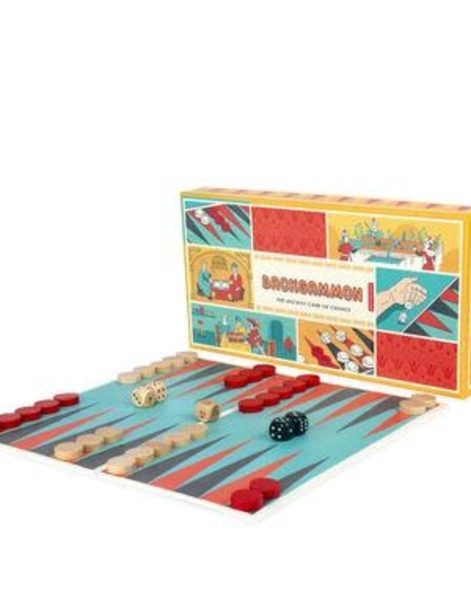 Kikkerland Backgammon