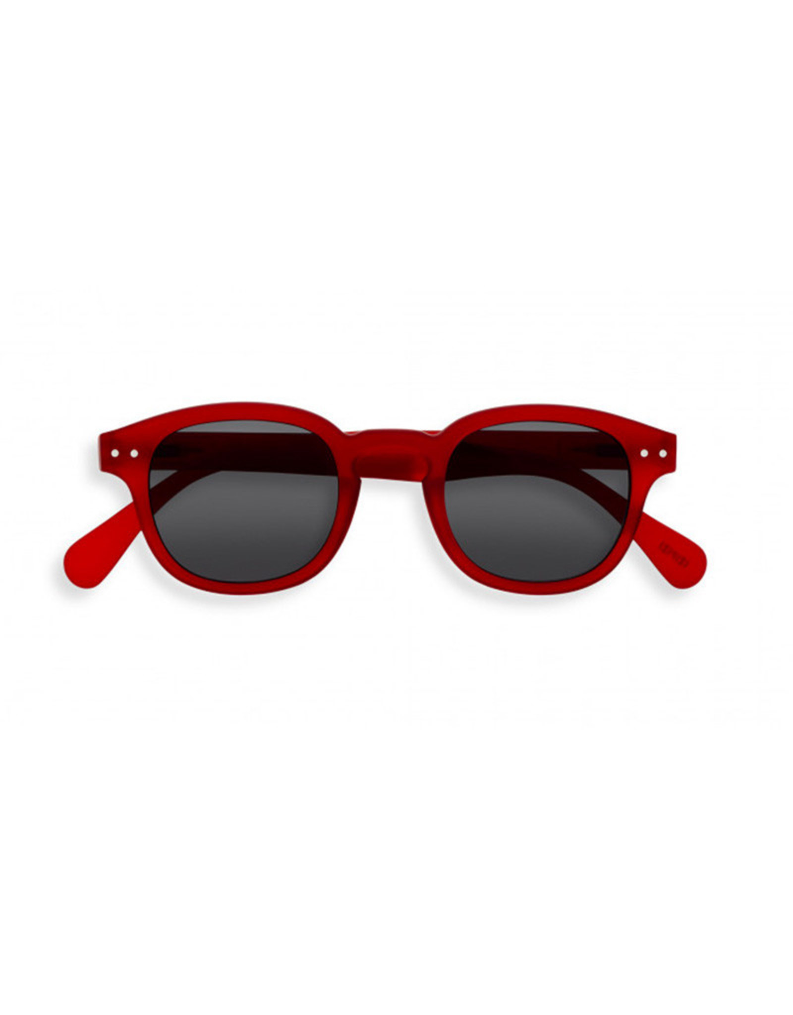 "Izipizi Sunglasses Style ""C"" Red"