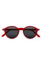 """Izipizi Sunglasses Style """"D"""" Red"""
