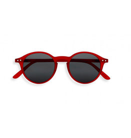 "Izipizi Sunglasses Style ""D"" Red"