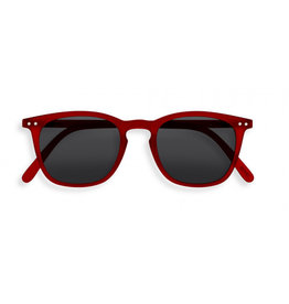 "Izipizi Sunglasses Style ""E"" Red"