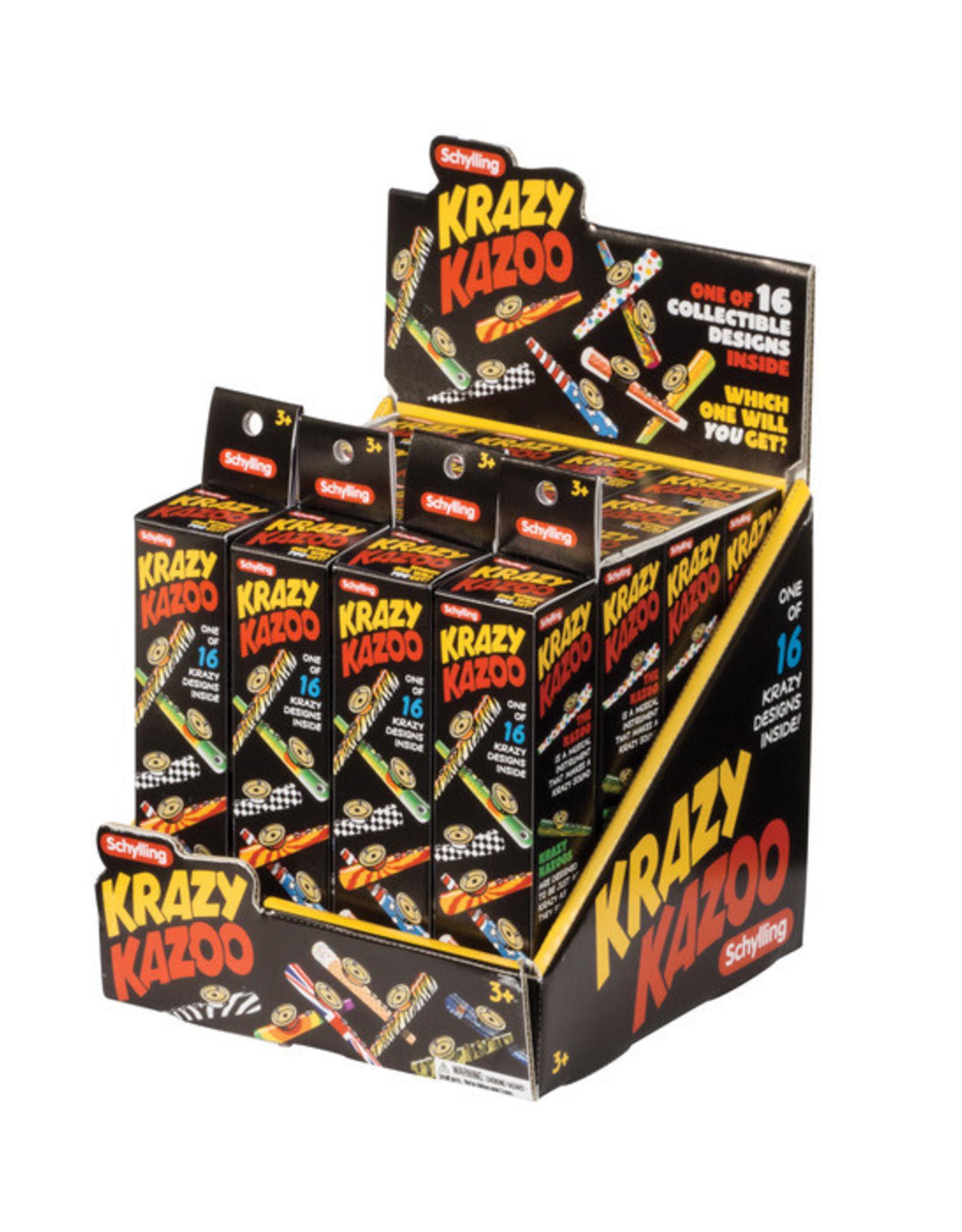 Schylling Schylling Toys Krazy Kazoo