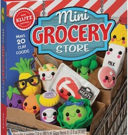 Klutz Klutz Activity Kit  Create a Mini Grocery Store
