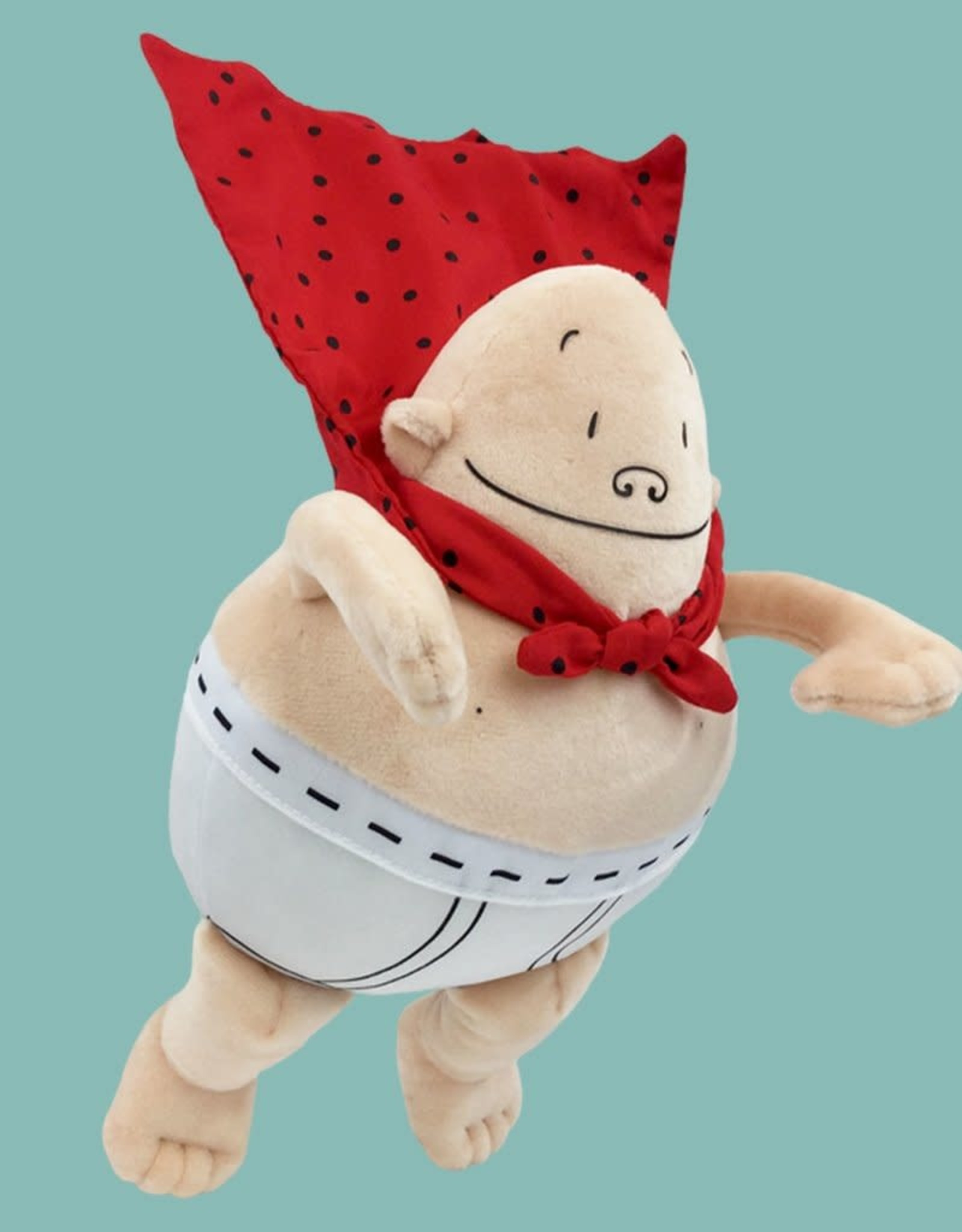 Merrymakers Captain Underpants Doll - 10""
