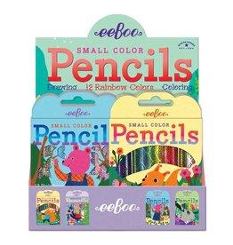 Eeboo Small Pencils - Animal