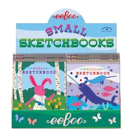 Eeboo Small Sketchbooks - Animal