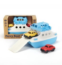 Green Toys Green Toys Ferry Boat w/Fastbacks