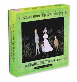 Pomegranite Escape From The Evil Garden: An Gorey Board Game
