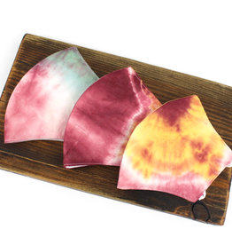 Pretty Persuasions Tie Dye Face Mask