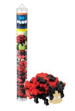 Plus Plus Plus Plus Tube Ladybug 70