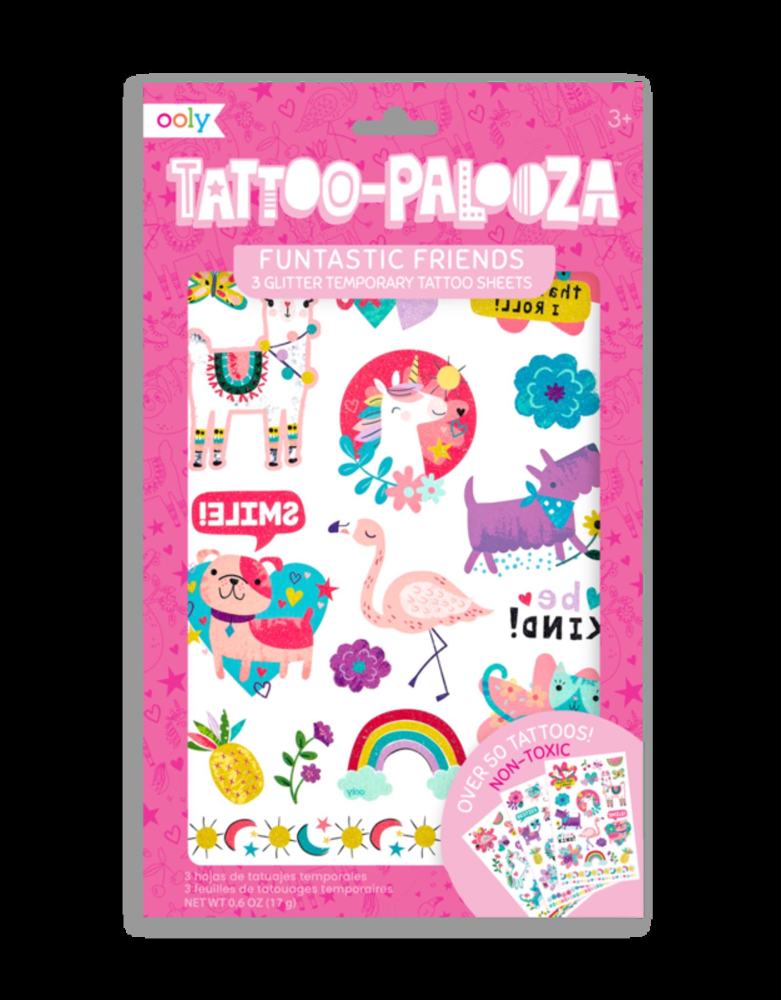 Ooly Tattoo Palooza