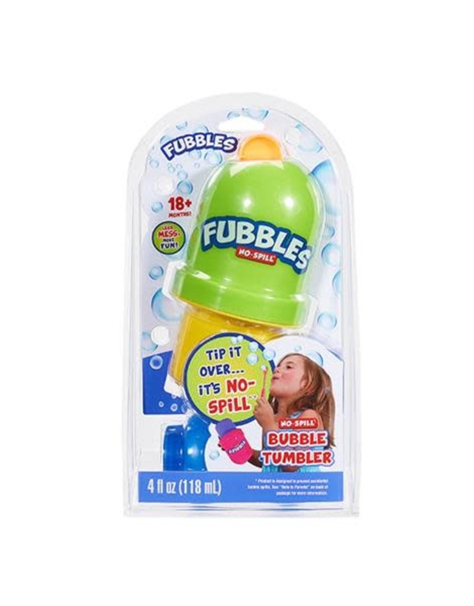 Little Kids Fubbles No Spill Tumbler
