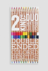 Ooly Two of a Kind Colored Pencils