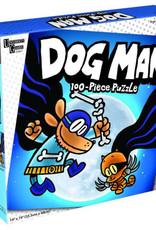 University Game Dog Man / Cat Kid Puzzle