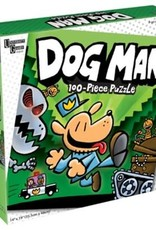 University Game Dog Man Unleashed Puzzle