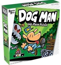 University Game Dog Man Unleashed Puzzle