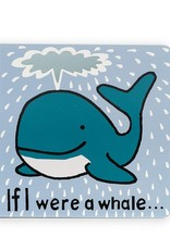JELLYCAT JellyCat If I were a Whale Book