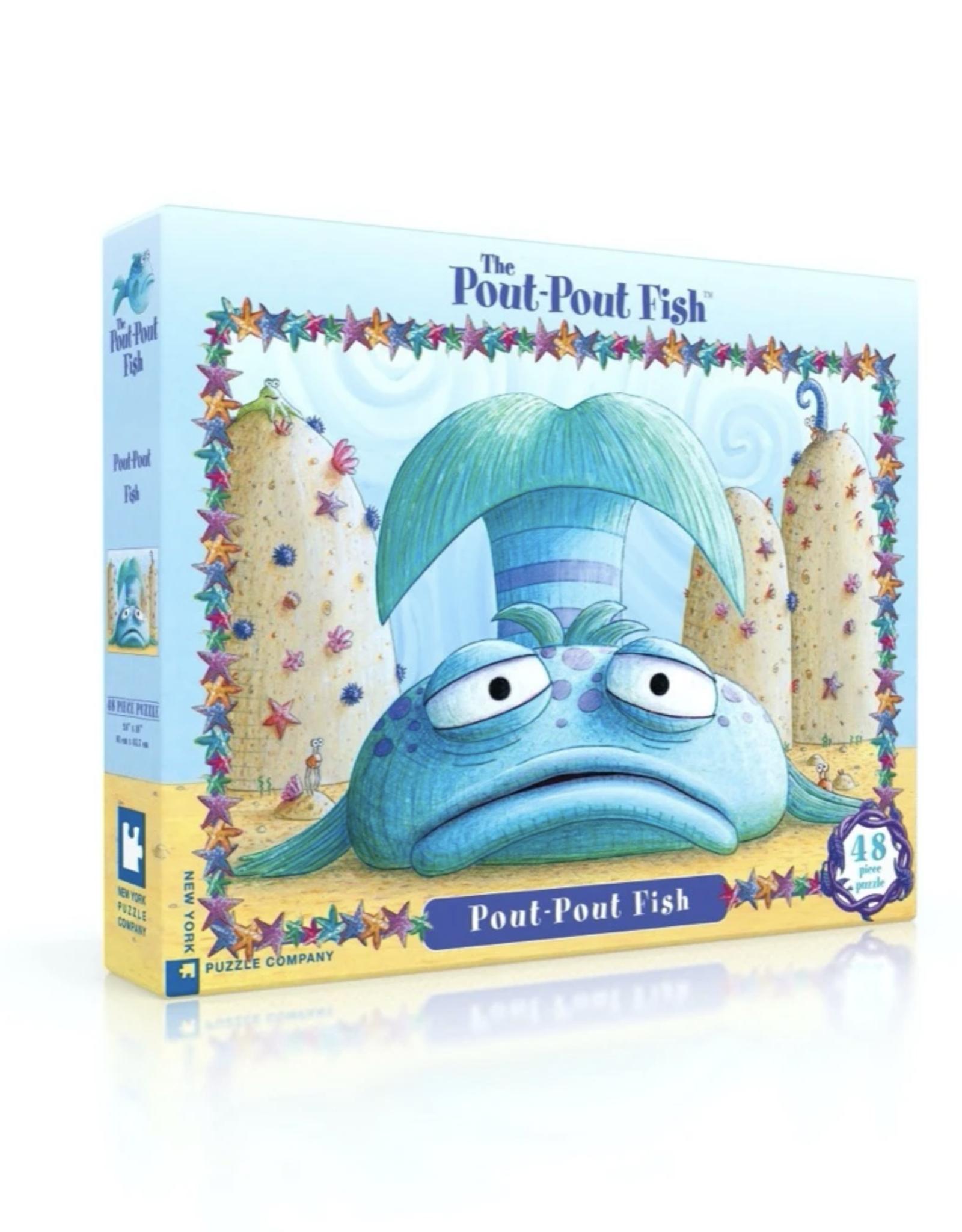 NY Puzzle Company Pout Pout Fish