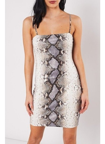Coming Attraction Dress