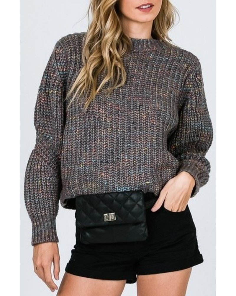Coming Home Sweater