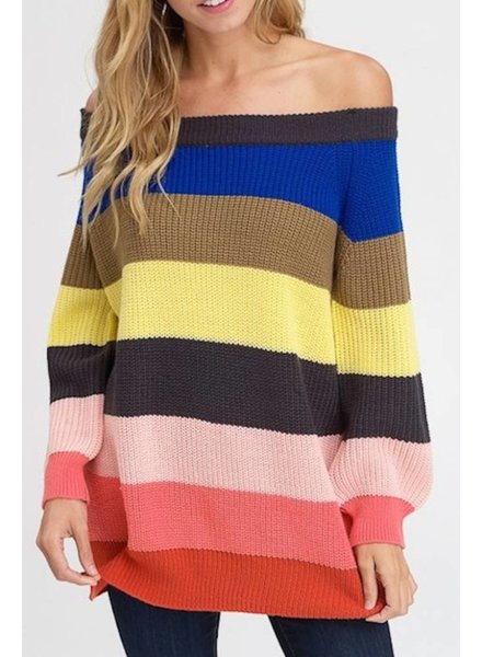 Follow The Rainbow Sweater