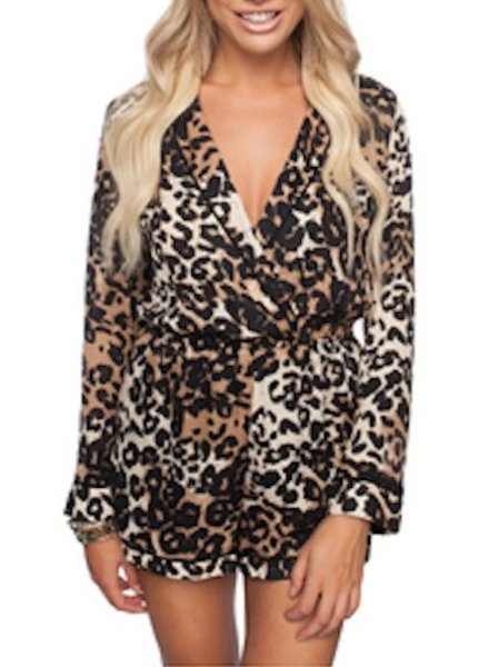 Hear The Roar Romper
