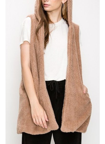 Cozy Day Fur Vest