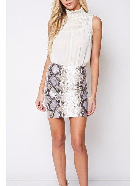 Weekend Plans Skirt
