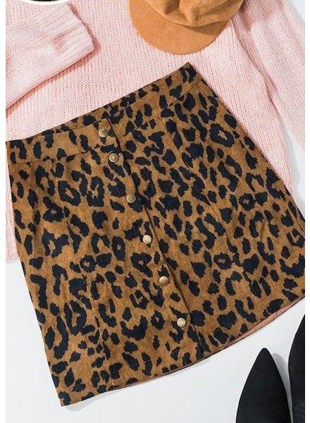 Undiscovered Skirt