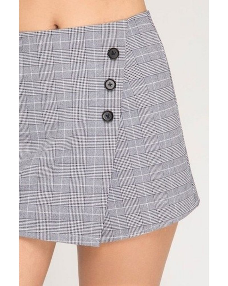 Out For the Day Skort