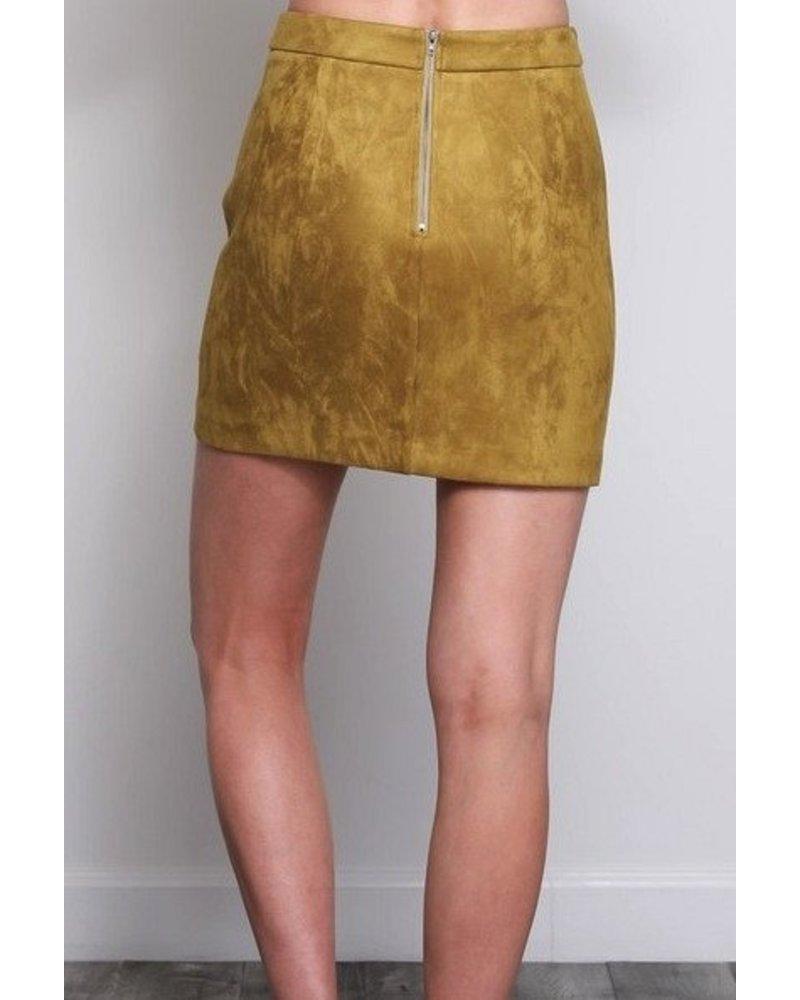 Better In Time Skirt