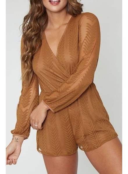 Now is the Time Romper